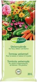 Universalerde, 20 l Universalerde Mioplant 658101000000 Bild Nr. 1