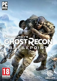 PC - Tom Clancy's Ghost Recon: Breakpoint Box 785300144493 Photo no. 1