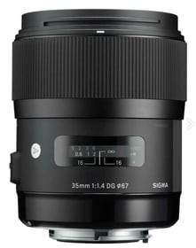 SIGMA 35mm F1,4 DG HSM   Art (Canon) Obiettivo Sigma 785300129080 N. figura 1
