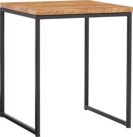 AVO Table d'appoint 402148300000 Dimensions L: 40.0 cm x P: 40.0 cm x H: 42.0 cm Couleur Chêne massif Photo no. 1