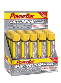 Magnesium Liquid Magnesium PowerBar 471908500100 Geschmack Zitrus Bild-Nr. 1