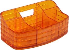 Schminkablage Glady diaqua 675009000000 Farbe Orange Grösse 18.5 X 10.5 X 7.5 CM Bild Nr. 1