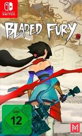 Bladed Fury [NSW] (D) Box 785300154608 Photo no. 1