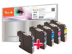 Combi PackPLUS cartucce d'inchiostro per LC-123