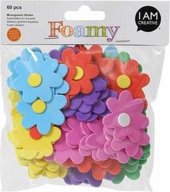 FOAMY, Blume, 60 Stk 666779600000 Bild Nr. 1