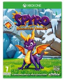 Xbox One - Spyro Reignited Trilogy Box 785300134990 Langue Italien Plate-forme Microsoft Xbox One Photo no. 1