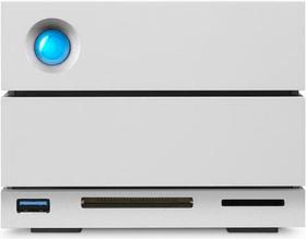 2big Dock Thunderbolt 3 16TB HDD Extern Lacie 785300132360 Bild Nr. 1
