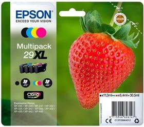Claria Home 29 XL Multipack CMYBK Tintenpatrone Epson 795846100000 Bild Nr. 1