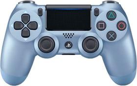 PS4 Dualshock Titanium Blue V2.0 Manette Sony 785300147497 Photo no. 1
