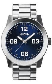 Corporal SS Blue Sunray 48 mm Montre bracelet Nixon 785300136967 Photo no. 1