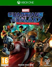 Xbox One - Guardians of the Galaxy - The Telltale Series Box 785300122155 Photo no. 1