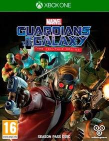 Xbox One - Guardians of the Galaxy - The Telltale Series Box 785300122155 N. figura 1