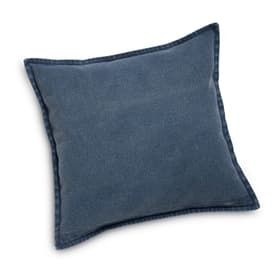 BIRGER Coussin décoratif 378155700000 Dimensions L: 45.0 cm x H: 45.0 cm Couleur Bleu Photo no. 1