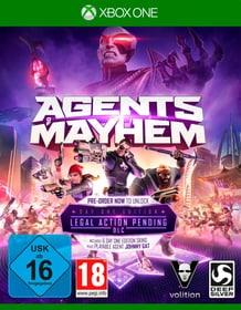 Xbox One - Agents of Mayhem Day One Edition