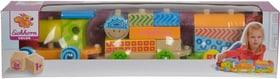 EH colori treno di legno, 3 pz. Allena con 17 blocchi di costruzione (FSC®) Eichhorn 746317400000 N. figura 1
