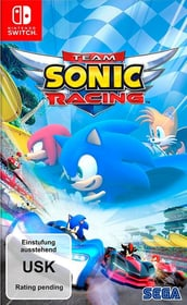 NSW - Team Sonic Racing Box 785300138608 Sprache Französisch Plattform Nintendo Switch Bild Nr. 1