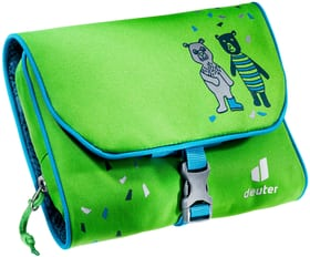 Wash Bag Kids Kinder-Necessaire Deuter 464653900066 Grösse Einheitsgrösse Farbe limegrün Bild-Nr. 1