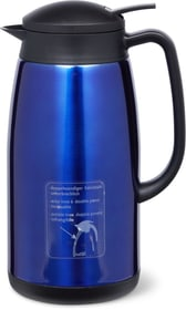 Isolierkrug 1.5L Cucina & Tavola 702423500043 Grösse H: 26.0 cm Farbe Blau Bild Nr. 1