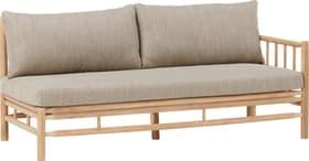 ARUSHA Lounge Canapé droit 753357000000 Photo no. 1