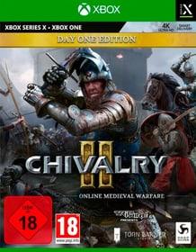 XONE/XSX - Chivalry 2 - Day 1 Edition D Box 785300159691 N. figura 1