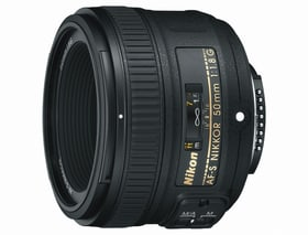 AF-S 50mm F1.8 Objectif Nikon 793382500000 Photo no. 1