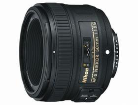 Nikkor AF-S 50mm 1.8 Objektiv Objektiv Nikon 793382500000 Bild Nr. 1
