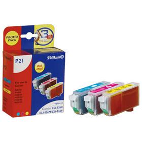 CLI-526 CMY Cartuccia d'inchiostro Pelikan 797536000000 N. figura 1
