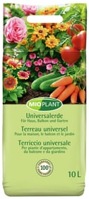 Universalerde, 10 l Universalerde Mioplant 658100100000 Bild Nr. 1