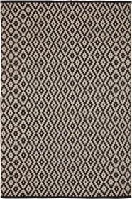 KATHRIN Tapis 411979408020 Couleur noir Dimensions L: 80.0 cm x P: 150.0 cm Photo no. 1