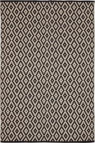 KATHRIN Tappeto 411979408020 Colore nero Dimensioni L: 80.0 cm x P: 150.0 cm N. figura 1