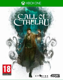 Xbox One - Call of Cthulhu F Box 785300130697 N. figura 1