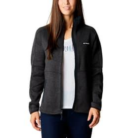 Sweater Weather Fleecejacke Columbia 465841000320 Grösse S Farbe schwarz Bild-Nr. 1