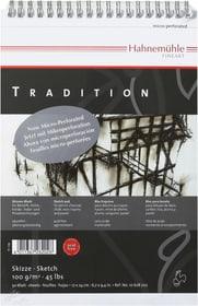 Hahnemühle Tradition Skizzen-Block Pebeo 663554600000 Bild Nr. 1
