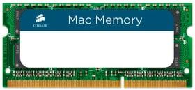 Mac Memory SO-DDR3-RAM 1333 MHz 1x 4 GB Mémoire Corsair 785300150077 Photo no. 1