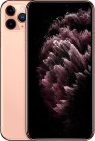 iPhone 11 Pro Max 256GB Gold Smartphone Apple 794647200000 Couleur Or Photo no. 1