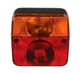 Luce posteriore 12 V Rimorchio + caravan Unitec 621528000000 N. figura 1