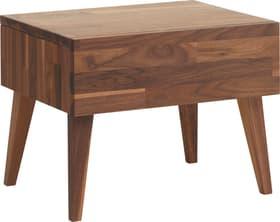 CARA Table de chevet 403468885031 Dimensions L: 45.0 cm x P: 35.0 cm x H: 35.0 cm Couleur Noyer Photo no. 1