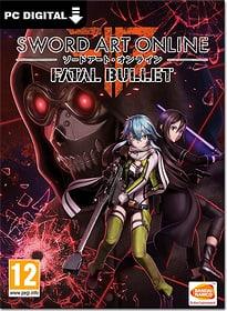 PC - Sword Art Online: Fatal Bullet - D/F/I Download (ESD) 785300134427 Photo no. 1