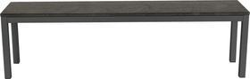 LOCARNO, 120 cm, struttura antracite, piano Granito Panca 753192512020 Taglio L: 120.0 cm x L: 35.0 cm x A: 45.0 cm Colore Nero N. figura 1