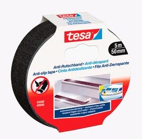 Anti-Rutschband 5m:50mm schwarz Klebebänder Tesa 663082800000 Bild Nr. 1