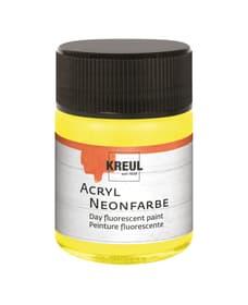 KREUL Acryl Neonfarbe Neongelb 50 ml C.Kreul 667205400000 Bild Nr. 1