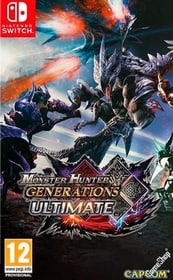 Switch - Monster Hunter Generations Ultimate Box 785300138136 Photo no. 1