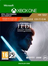 Xbox One - Jedi Fallen Order Deluxe Edition Download (ESD) 785300147634 Photo no. 1