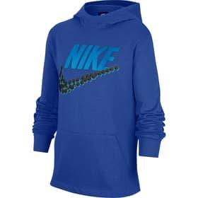 Nike Air Hoodie Veste à capuche pour garçon Nike 466976014046 Couleur royal Taille 140 Photo no. 1