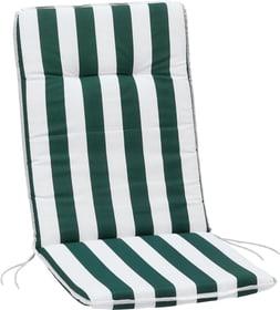 DOMINGO Schienale alto 450767211660 Colore Verde, Bianco Dimensioni L: 50.0 cm x A: 116.0 cm N. figura 1