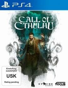 PS4 - Call of Cthulhu (D) Box 785300137669 Bild Nr. 1