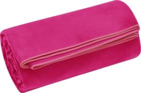 SALOME Microfaser Handtuch 450871800137 Farbe Pink Grösse B: 50.0 cm x H: 100.0 cm Bild Nr. 1