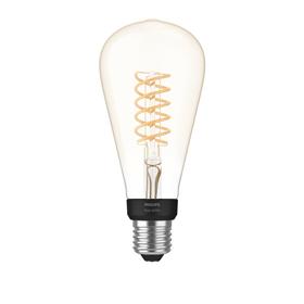 HUE white Filament Giant ST64 LED Filament E27 7W Philips hue 421088800000 Bild Nr. 1