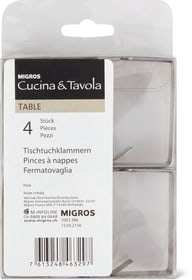 Pinces ànappes 4er Cucina & Tavola 700338600000 Photo no. 1