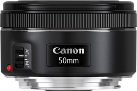 EF 50mm F1.8 STM Objectif Canon 793419100000 Photo no. 1